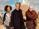 Race Against Time - Doctor Who