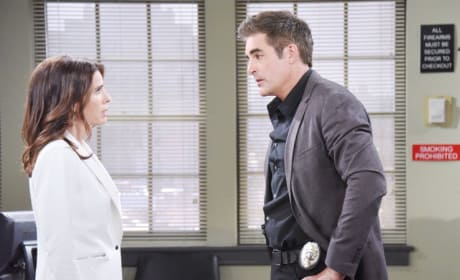 Rafe Second Guesses Hope - Days of Our Lives