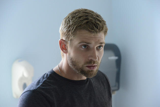 Mike Vogel - Under the Dome