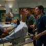 Kenny Injured - The Night Shift Season 4 Episode 6