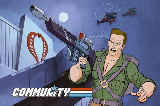 Cartoon Community