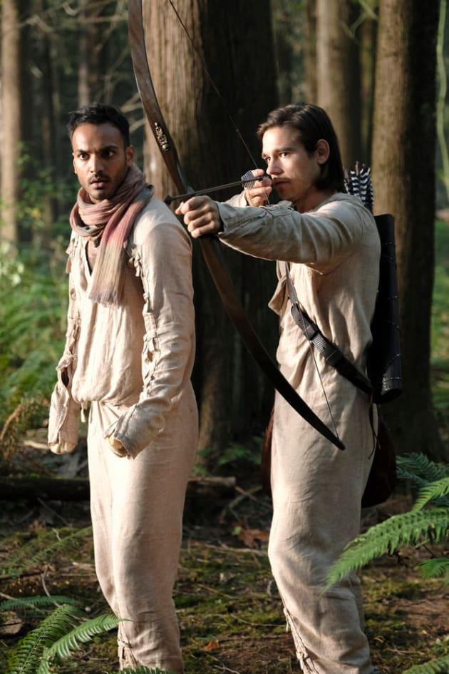 Quentin takes aim - The Magicians Season 2 Episode 4