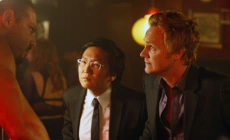 Hiro and Adam