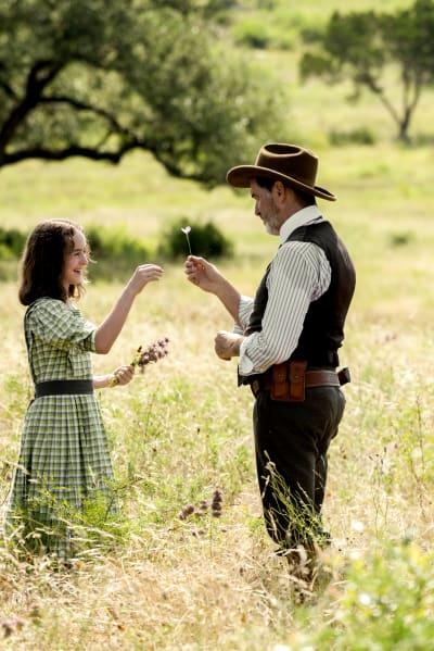 Eli and His Granddaughter - The Son Season 1 Episode 1