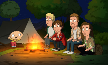 Family Guy Season 14 Episode 19 Review: Run, Chris, Run