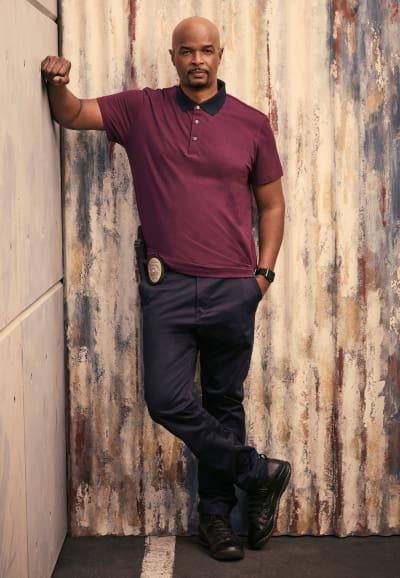 Damon Wayans as Murtaugh - Lethal Weapon Season 2