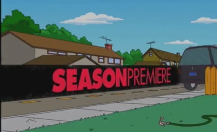 The Simpsons Season Premiere Preview: Kidnapped!