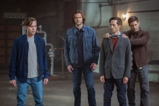 Let Jack Talk - Supernatural Season 13 Episode 9