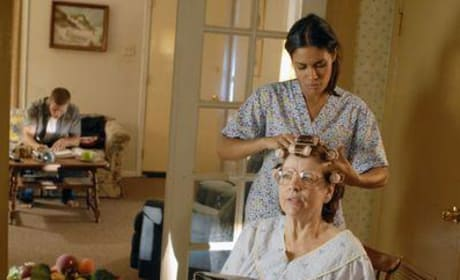 Carlotta and Grandma