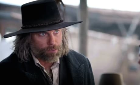 News About His Family - Hell on Wheels