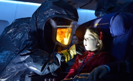 The Strain Review: Love Infection