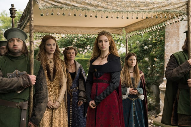 The marriage tent the white princess s1e1