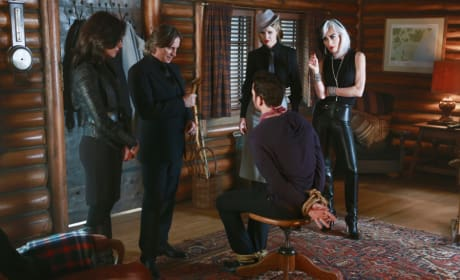 Holding August - Once Upon a Time Season 4 Episode 16
