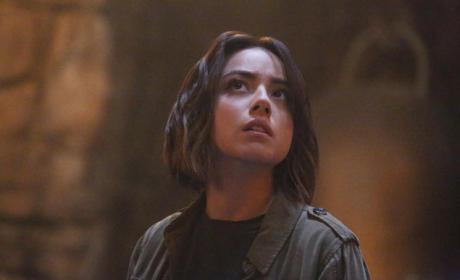 Daisy, What Do You See? - Agents of S.H.I.E.L.D. Season 3 Episode 2