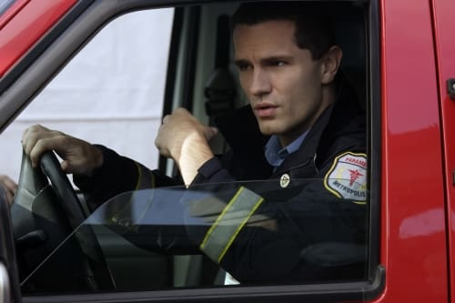 Davis Bloom the Paramedic