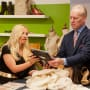 Tim Gunn and Laura Kathleen