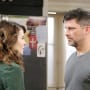 Eric and Sarah Get Closer - Days of Our Lives