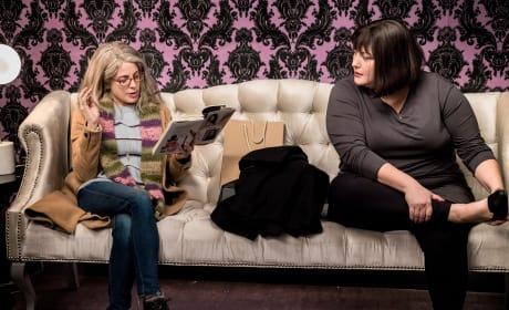 Marlow And Plum - Dietland Season 1 Episode 4