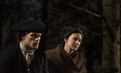 What Have You in the Wagon? - Outlander Season 4 Episode 1