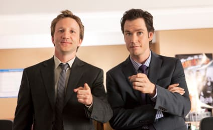 Franklin & Bash Review: Who Is On Top?
