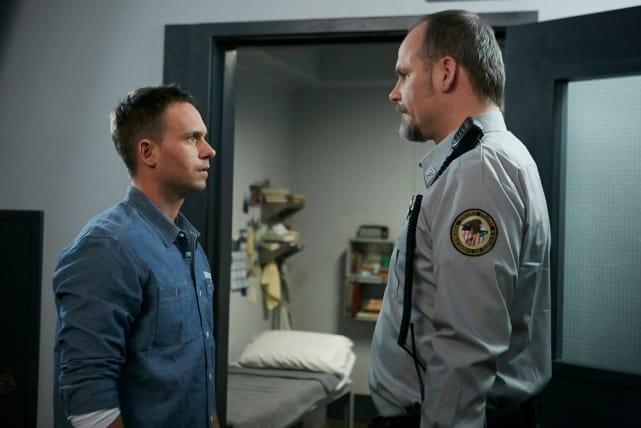 You're In Prison - Suits Season 6 Episode 1