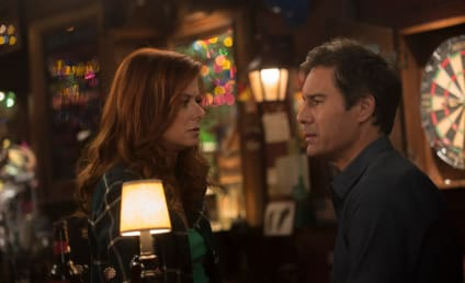 The Mysteries of Laura Photo Gallery: A Will & Grace Reunion!