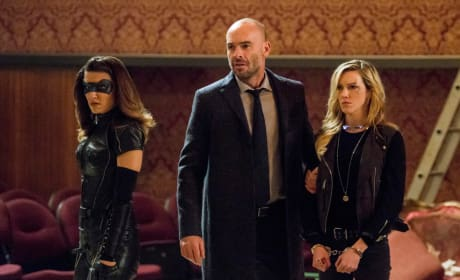 Who Will Quentin Side With - Arrow Season 6 Episode 13