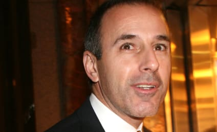 Matt Lauer to Play Himself on Royal Pains