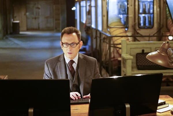 Harold Finch - Person of Interest