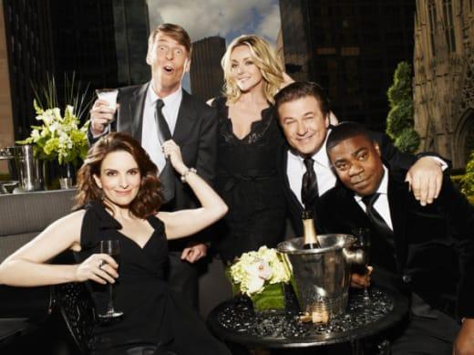 30 Rock Cast Pic