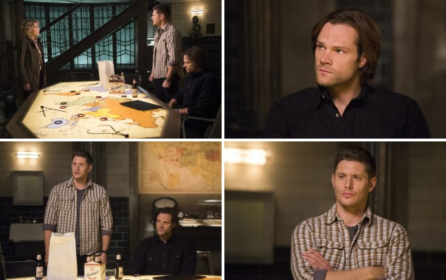 A family conversation supernatural season 12 episode 14
