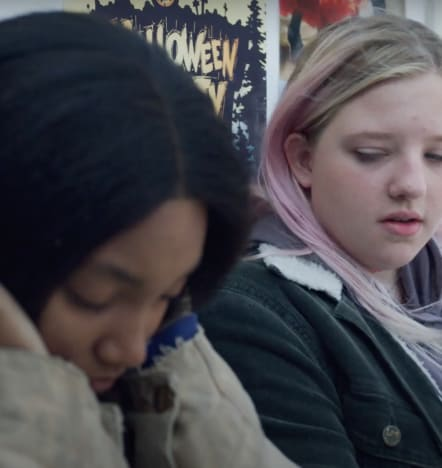 Britney and Caitlin - We Are Who We Are Season 1 Episode 5