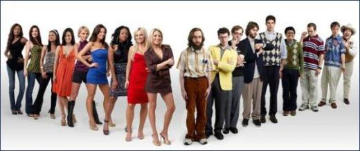 Beauty and the Geek Cast