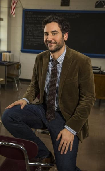 Josh Radnor on Rise Season 1 Episode 1