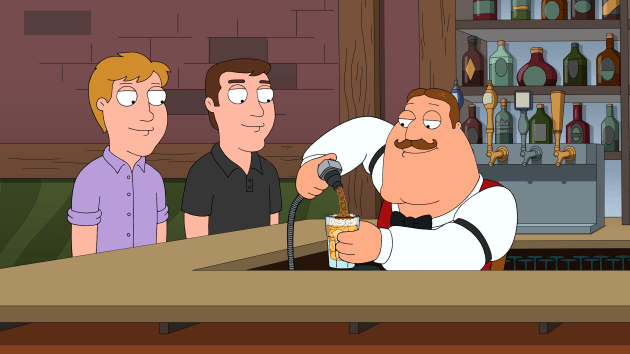 The Mixologist - Family Guy Season 16 Episode 15