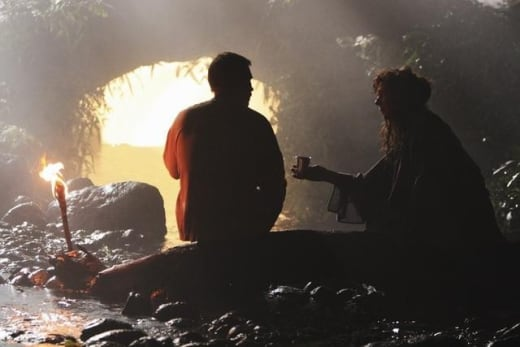 Allison Janney on Lost