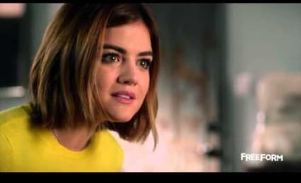 Pretty Little Liars Preview: It's Happening Again!