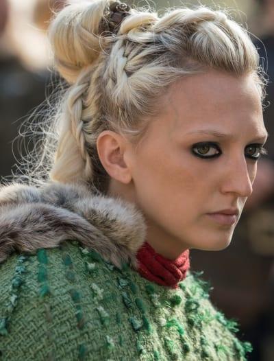 Torvi - Vikings Season 5 Episode 18
