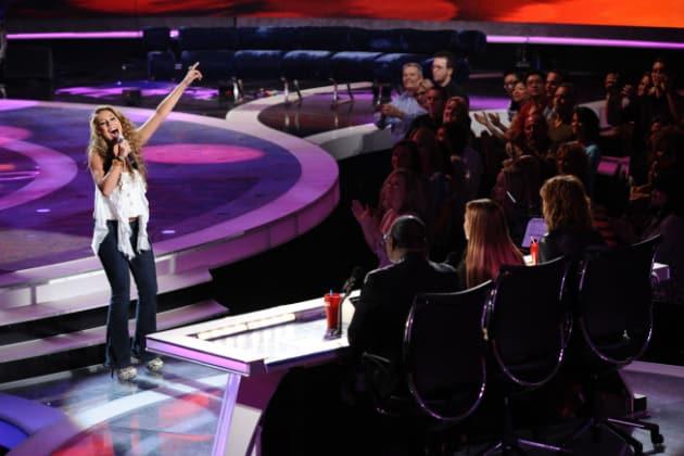 Haley Reinhart Sings Goodbye