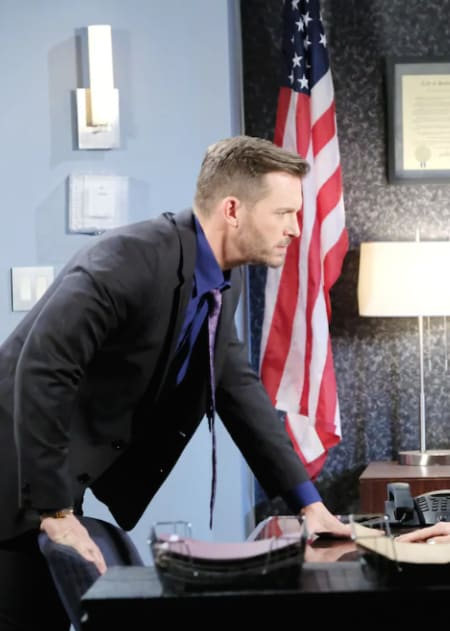Dropping a Bombshell - Days of Our Lives