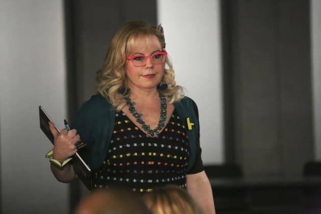 Garcia helps out - Criminal Minds Season 12 Episode 9