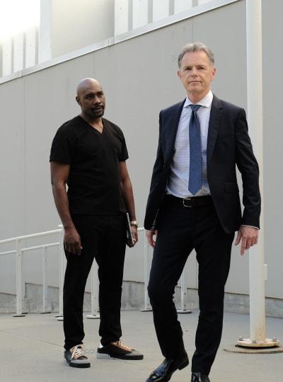 War - Tall  - The Resident Season 3 Episode 10