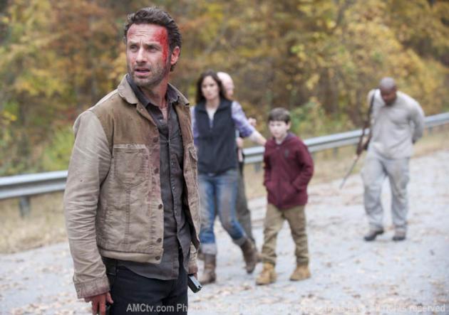 The Walking Dead Season 2 Finale Photo