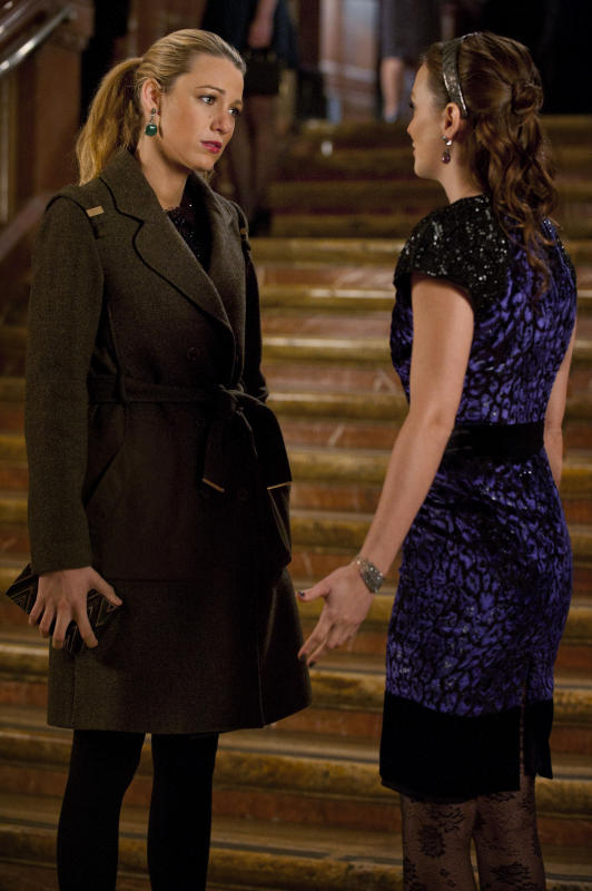 Serena and Blair on GG
