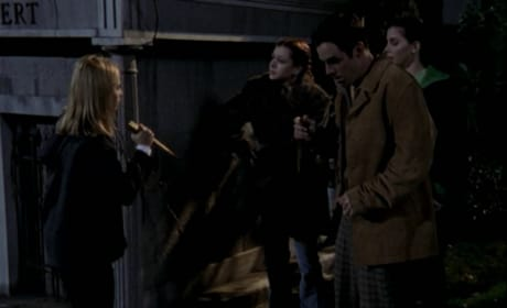 Sick Buffy - Buffy the Vampire Slayer Season 2 Episode 18