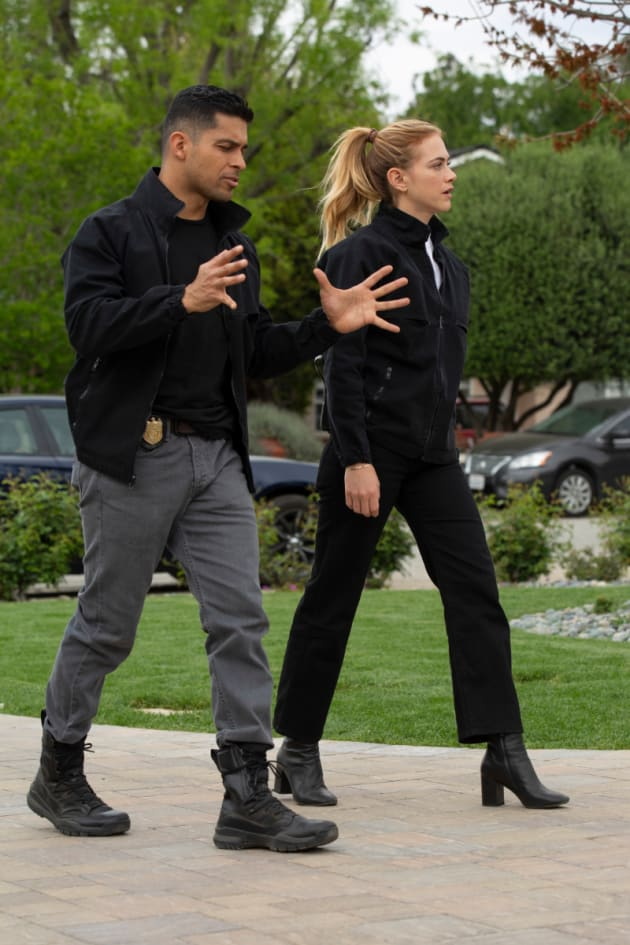Time for Answers - NCIS Season 16 Episode 23
