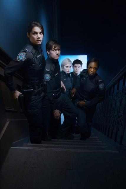 Rookie Blue Cast Shot