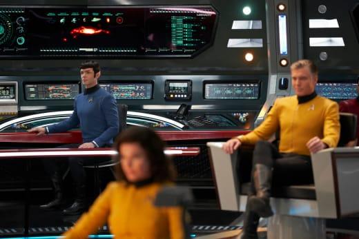 Key Three - Star Trek: Discovery Season 2 Episode 14