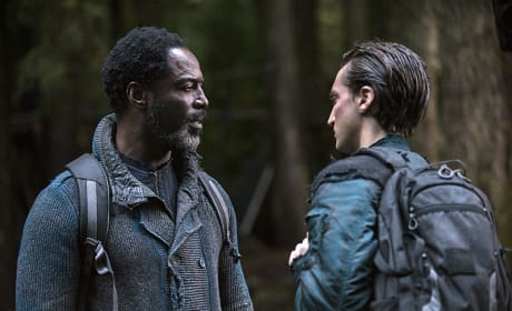 Finding Common Ground - The 100 Season 2 Episode 10