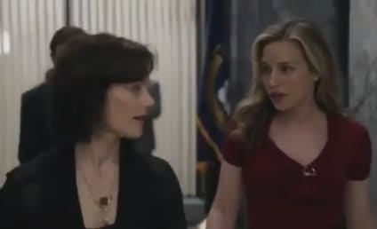 Covert Affairs Clips: Off to Israel!